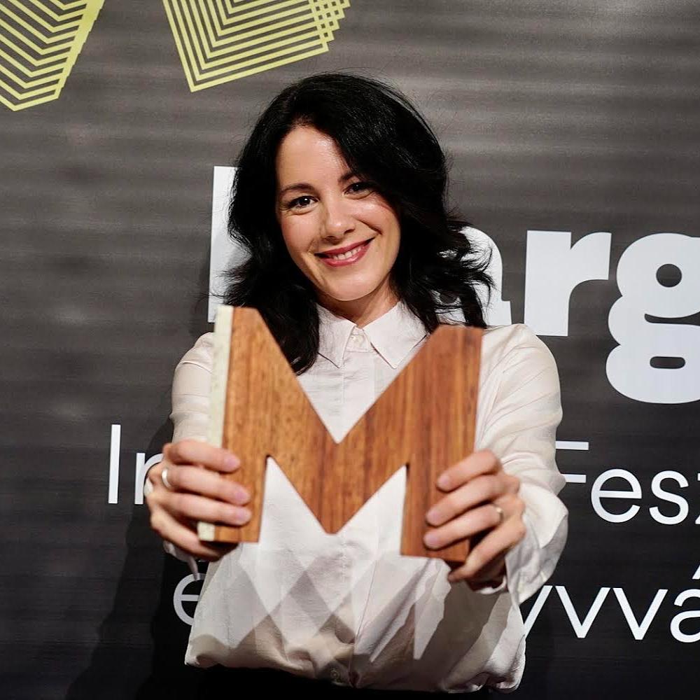 Halász Rita kapta a 2021-es Margó-díjat